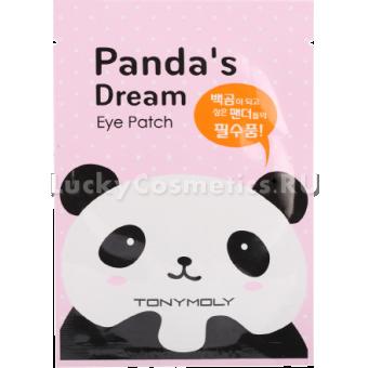 Патч для кожи вокруг глаз Tony Moly Panda's Dream Eye Patch