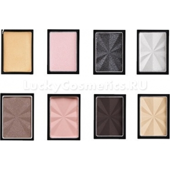 Монохромные тени для век Missha The Style Mono Touch Shadow