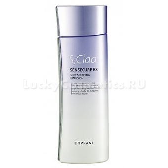 Эмульсия смягчающая успокаивающая Enprani S'Claa Sencecure Ex Soft Soothing Emulsion