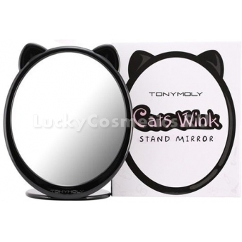 Зеркальце Tony Moly Cats Wink Stand Mirror