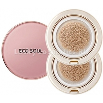 Сменный блок к кушону The Saem Eco Soul Spau BB Cushion refill