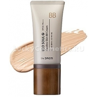 ББ крем The Saem Eco Soul Flawless Skin BB Cream