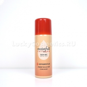 Коллагеновый мист для лица Etude House Moistfull Collagen Facial Mist