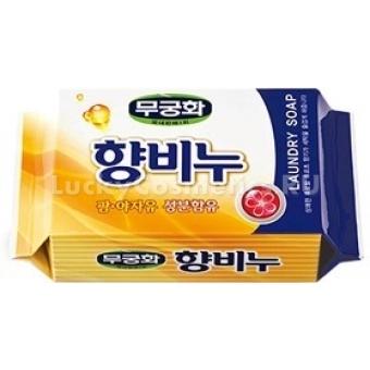 Ароматизированное хозяйственное мыло Mukunghwa Fragrance Laundry Soap