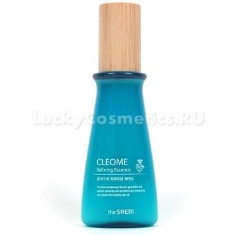 Эссенция для лица с клеомой The Saem Cleome Refining Essence