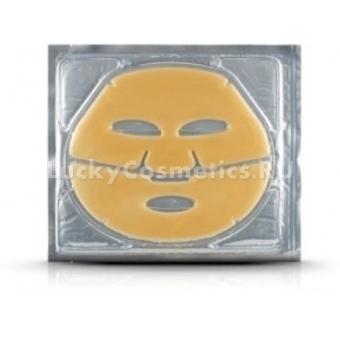 Маска для лица гидрогелевая с золотом Anskin Natural Gold Pure Milky Modeling Mask