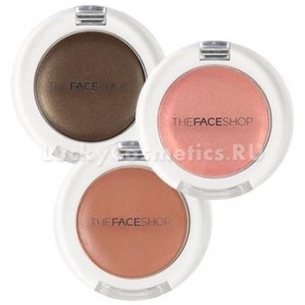 Кремовые тени для век The Face Shop E SingleShadow