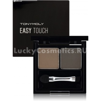 Тени для бровей Tony Moly Easy Touch Cake Eye Brow