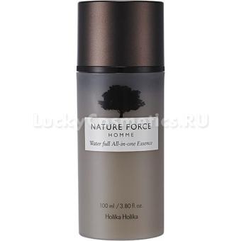 Многофункциональная эссенция для мужчин Holika Holika Nature Force Homme Waterfull All-In-One Essence