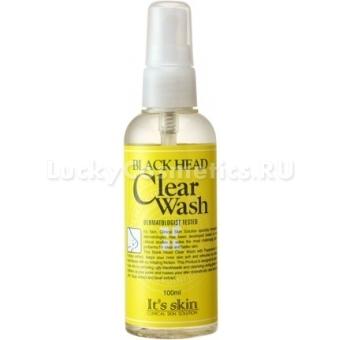 Пенка против черных точек It's Skin Blackhead Clear Wash