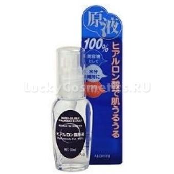 Эссенция 100% гиалуроновой кислоты Alovivi 100% Hyaluronic Acid Essence