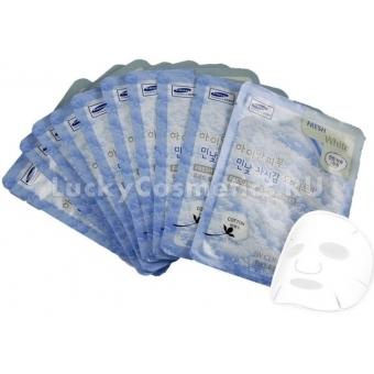 Маска для лица 3W Clinic Fresh White Mask Sheet