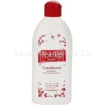 Кондиционер с аминокислотами Tokiko Japan Conditioner With Collagen