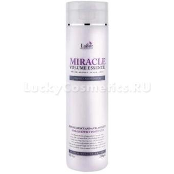 Эссенция для фиксации и придания объема волосам Lador Miracle Volume Essence