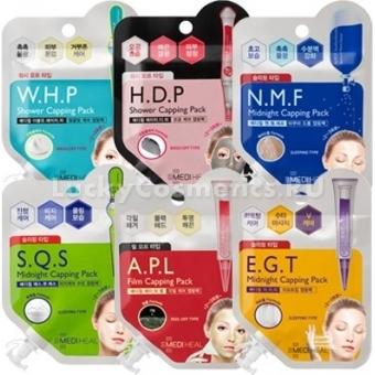 Ночная крем-маска Mediheal Capping Pack