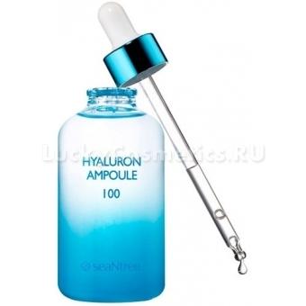 Ампульная гиалуроновая сыворотка Seantree Hyaluron Ampoule 100