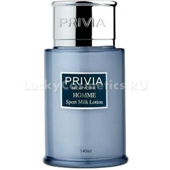 Мужской лосьон после бритья Privia Homme Sport Milk Lotion