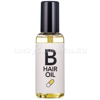 Восстанавливающее масло для волос с биотином Hello Everybody B Hair Oil