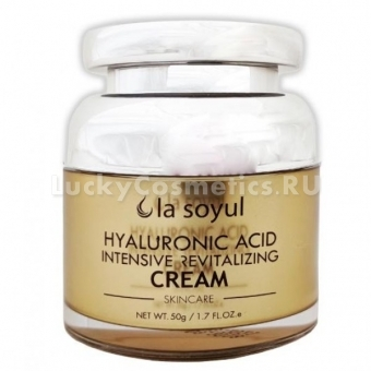 Восстанавливающий крем с гиалуроновой кислотой La Soyul Hyaluronic Acid Intensive Revitalizing Cream