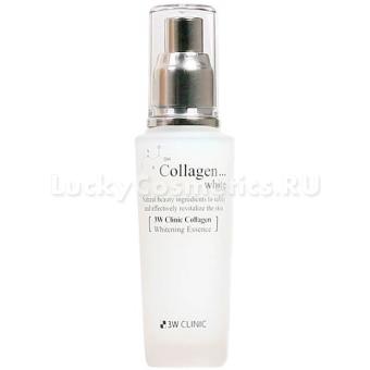 Эссенция для лица с коллагеном 3W Clinic Collagen Whitening Essence
