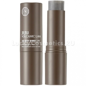 Стик для очищения пор The Face Shop Jeju Volcanic Lava Pore Clear Blackhead Stick