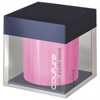 Коралловая маска для волос Estel Haute Couture Luxury Purple Blond Mask