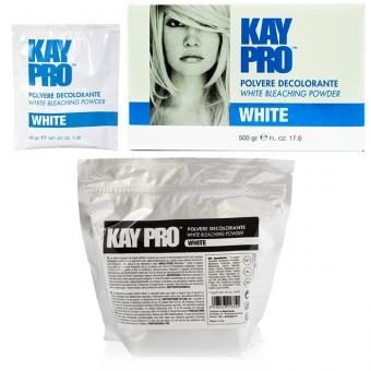 Обесцвечивающий порошок белый KayPro White Bleaching Powder