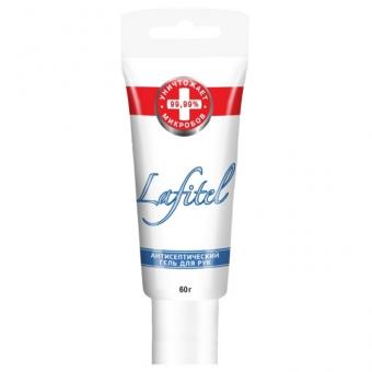 Антисептик Lafitel антисептический гель для рук