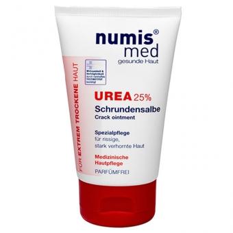 Крем для пяток с 25% мочевиной Numis Med UREA 25% Crack Ointment