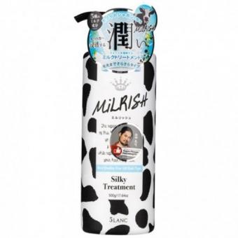 Бальзам-кондиционер с молочными протеинами Milrish Silky Treatment