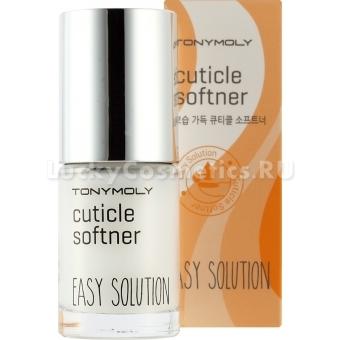 Уход смягчающий для ногтей Tony Moly Easy Solution Cuticle Softener