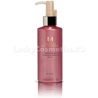 Гидрофильное масло для ББ крема Missha M Perfect BB Deep Cleansing Oil