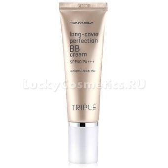 BB крем Tony Moly Triple Long Cover Perfection BB Cream