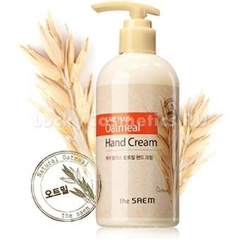 Увлажняющий крем для рук The Saem Big Brother Oatmeal Hand Cream