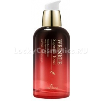 Тоник питательный The Skin House Wrinkle Supreme Toner