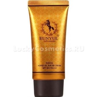 Солнцезащитный ББ крем Eunyul Horse Oil Sun Bb Cream