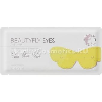 Гелевая маска для глаз It's Skin Butterfly Eyes Mask Sheet