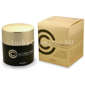 Крем СС Deoproce Color Combo Cream