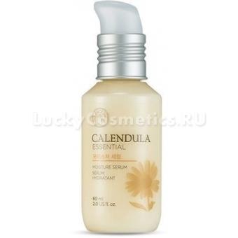 Увлажняющая сыворотка The Face Shop Calendula Essencial Moisture Serum
