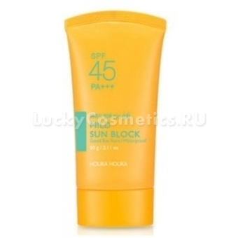 Увлажняющий солнцезащитный крем Holika Holika mild Sun Block SPF 45 PA+++