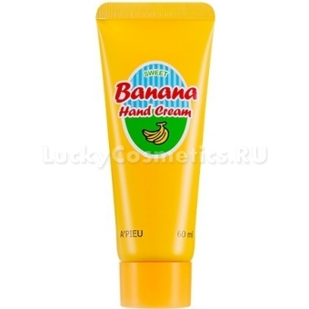 Крем для рук с экстрактом банана A'Pieu Banana Hand Cream