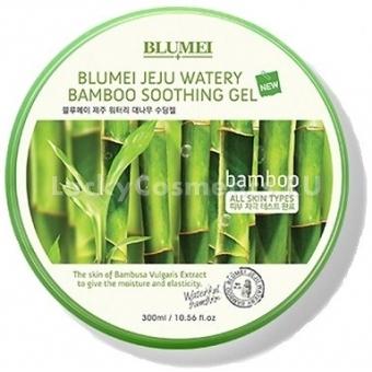 Увлажняющий гель с экстрактом бамбука Blumei Jeju Watery Bamboo Soothing Gel