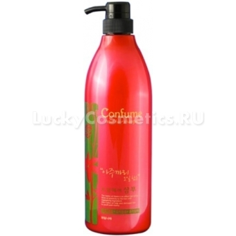 Шампунь для волос c касторовым маслом Welcos Confume Total Hair Shampoo