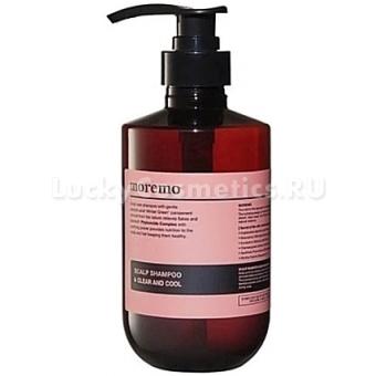 Шампунь для кожи головы охлаждающий Moremo Shampoo Clear And Cool