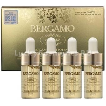 Ампульная сыворотка с экстрактом икры Bergamo Caviar High Potency Vitamin Ampoule