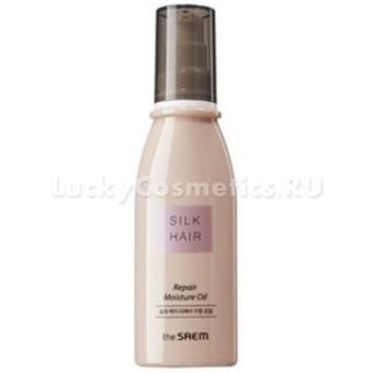 Увлажняющее масло для волос The Saem Silk Hair Repair Moisture Oil