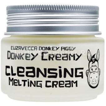 Очищающее масло-крем Elizavecca Donkey Creamy Cleansing Melting Cream