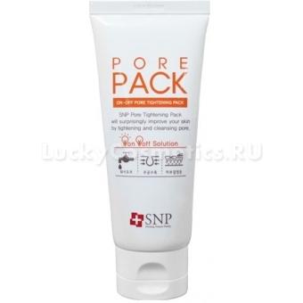 Средство для затирки пор SNP On-off Pore Tightening Pack