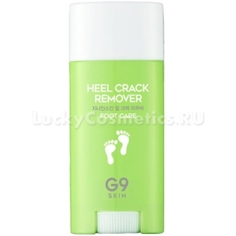 Стик для ухода за сухой и огрубевшей кожей ступней G9Skin Heel Crack Remover
