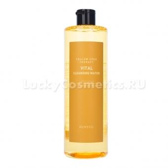 Витаминизирующая мицеллярная вода Eunyul Yellow Seed Therapy Vital Cleansing Water